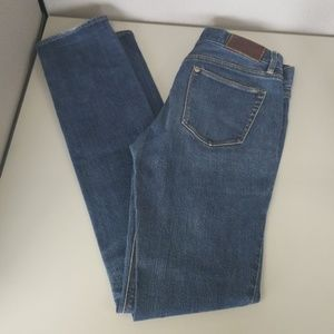 Madewell skinny Jean's size 26